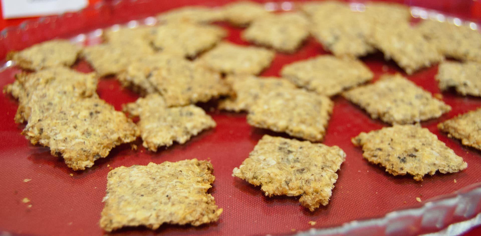 """Crean y patentan un """"snack"""" saludable con harinas no tradicionales"""