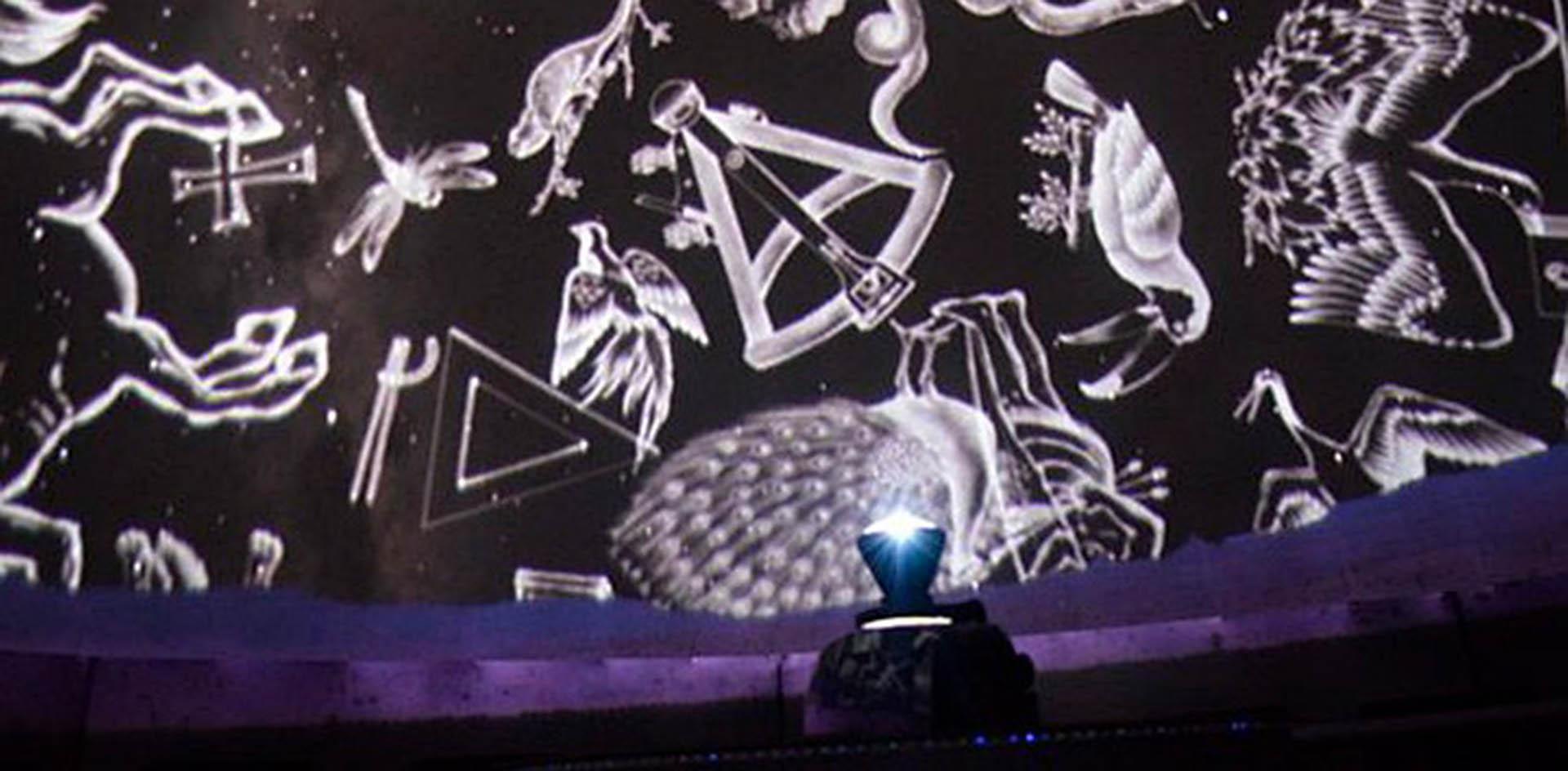 El Planetario del Observatorio Astronómico estrena nueva proyección