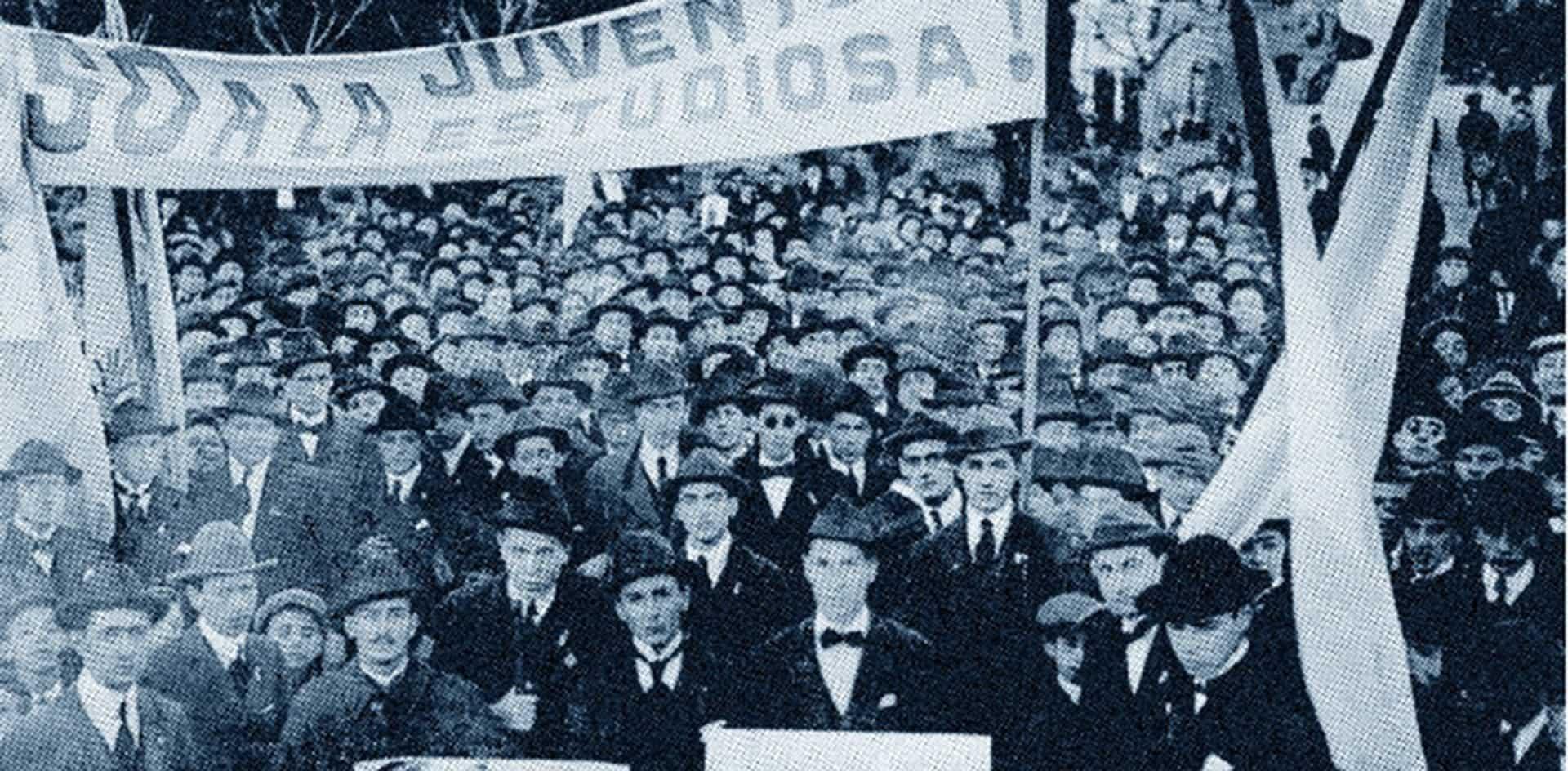 Reflexiones en el centenario de la Reforma Universitaria