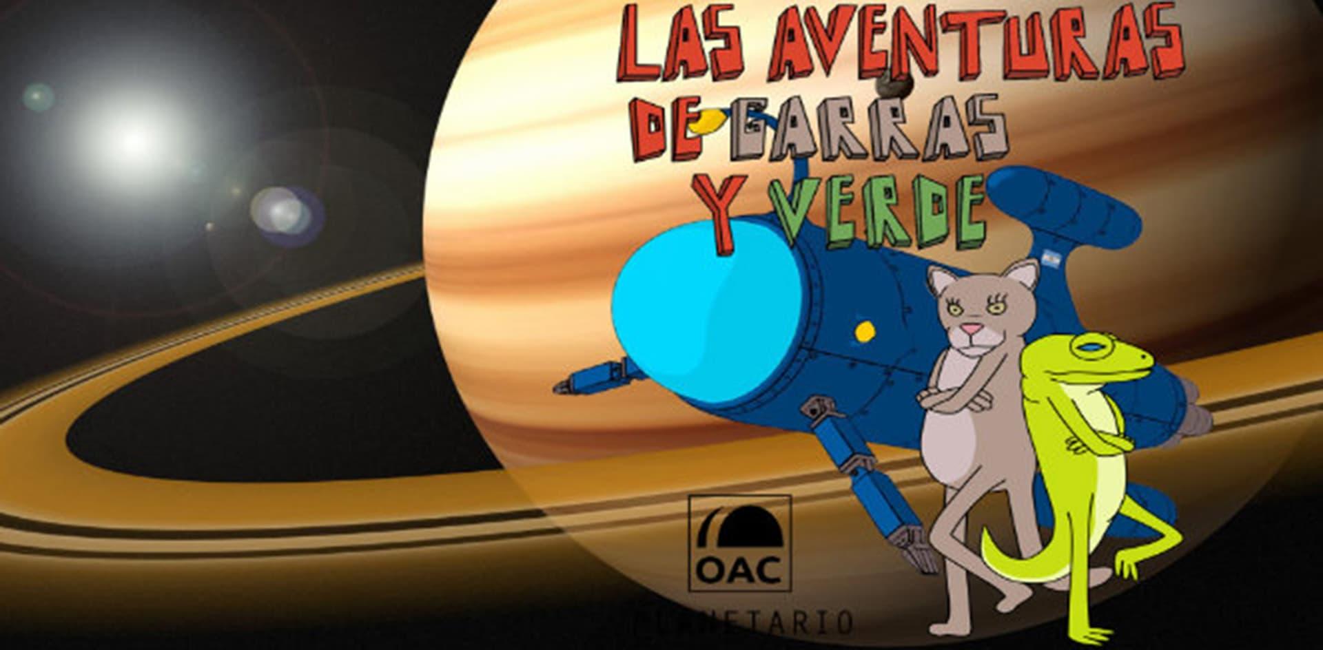 """El cortometraje """"Garras y Verde"""", del Observatorio Astronómico, nominado en un festival internacional"""