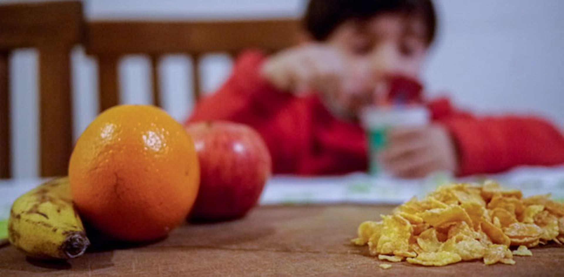 En la ciudad de Córdoba, el 78 % de los niños escolarizados consume un desayuno inadecuado