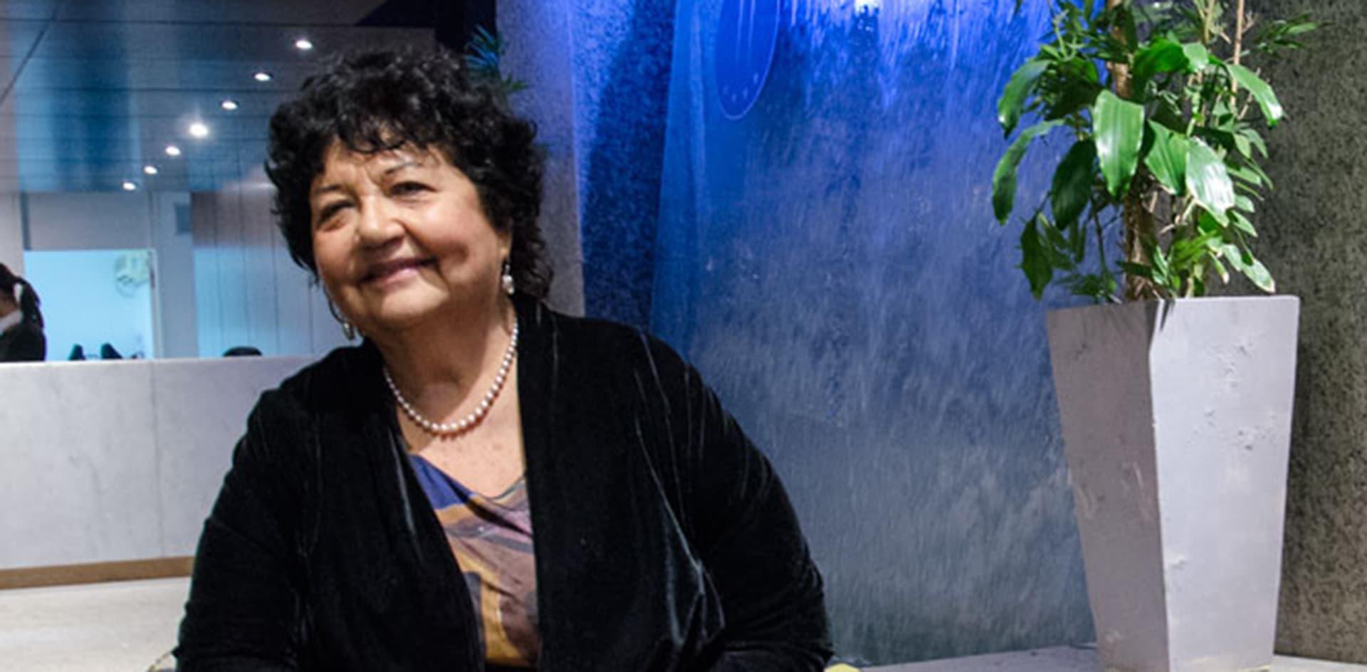 """Dora Barrancos: """"La ciencia occidental tiene un fuerte sesgo de género"""""""