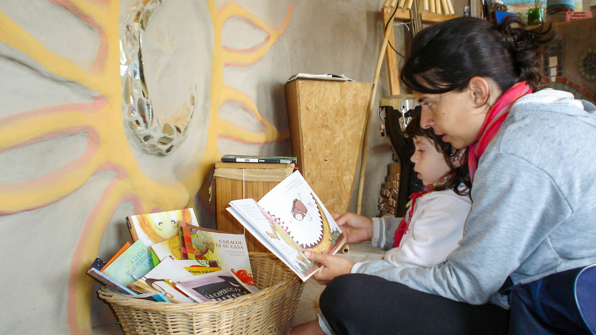 Conjugan literatura y juegos para potenciar la comprensión lectora de los niños y niñas