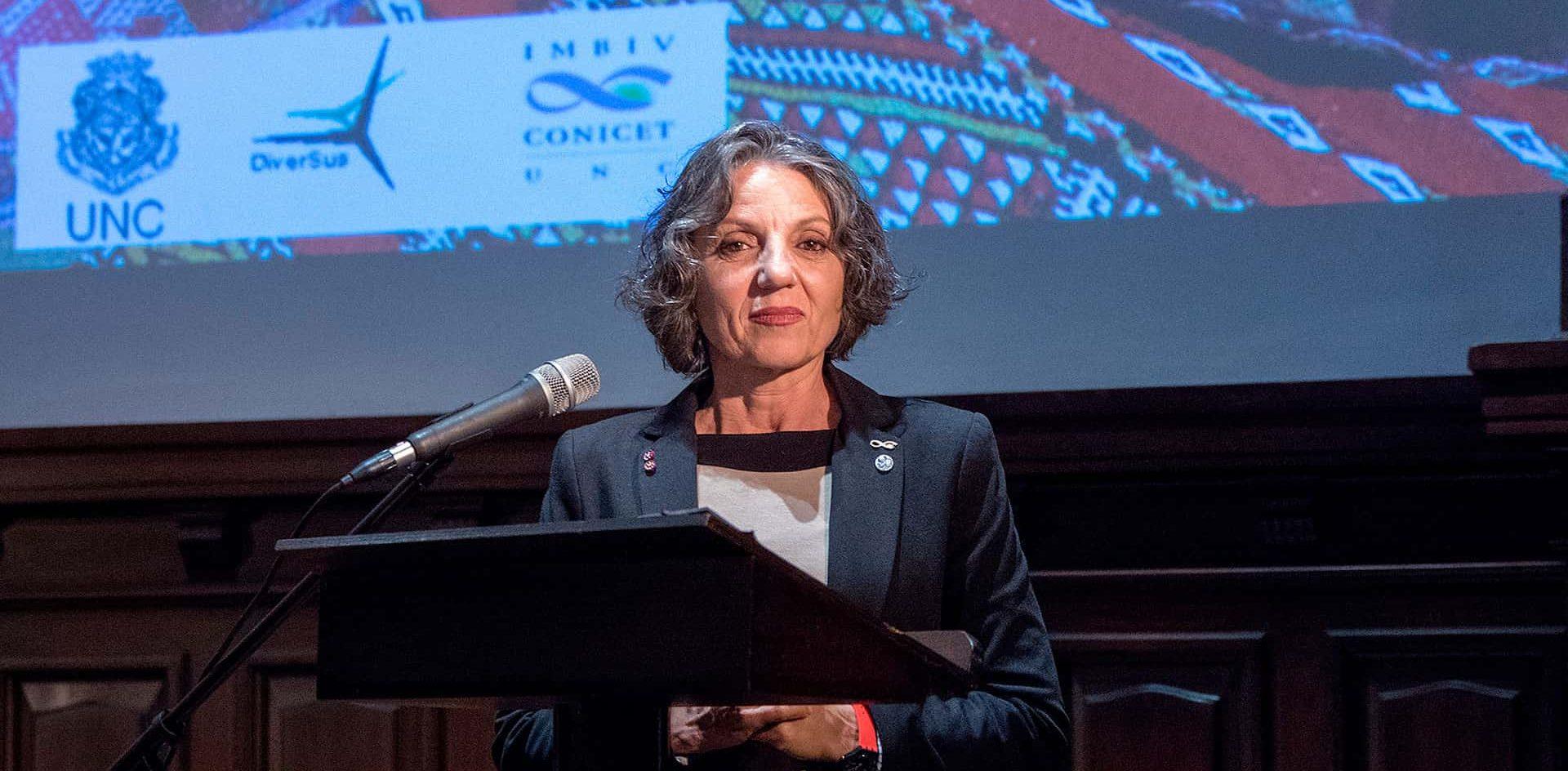La investigadora de la UNC Sandra Díaz ganó el Premio Princesa de Asturias