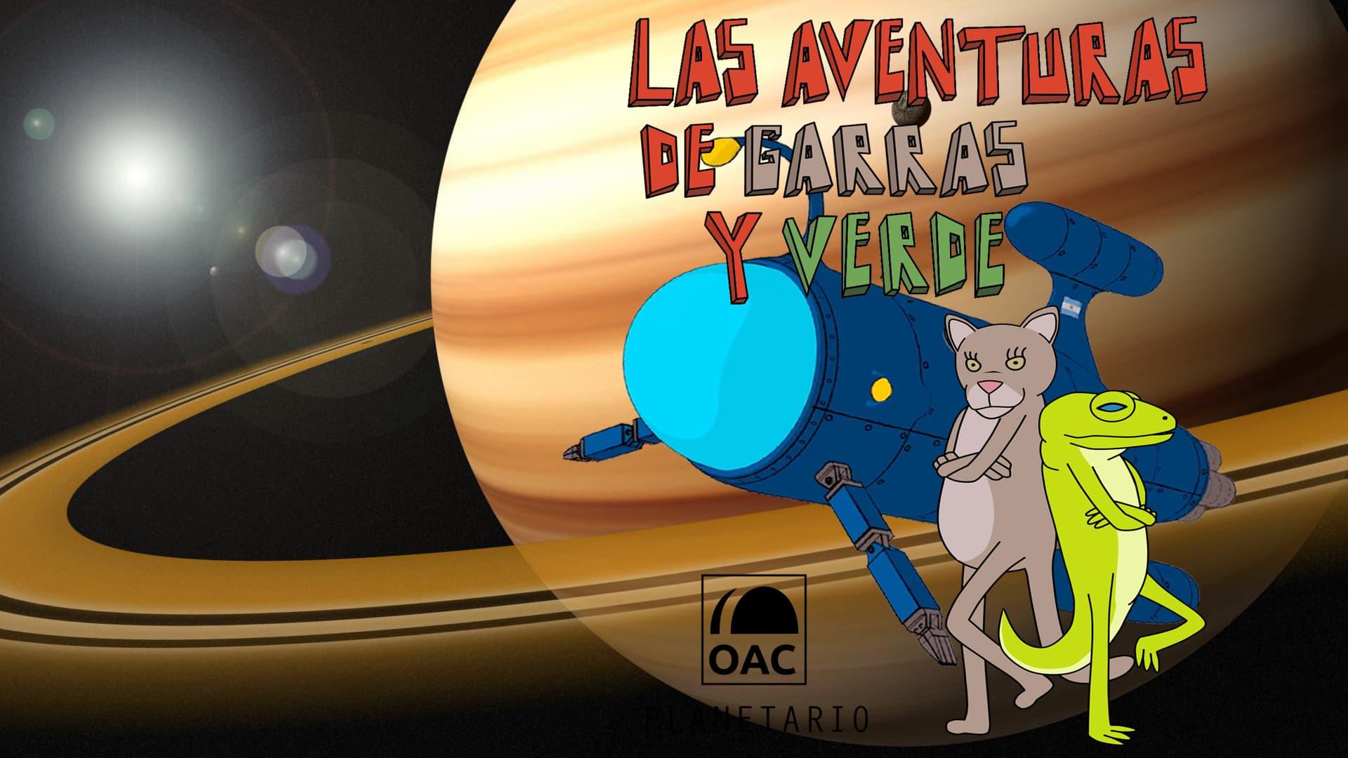 """""""Garras y Verde"""", el corto del Observatorio Astronómico participa en el festival internacional de cine en 360º, en la República Checa"""