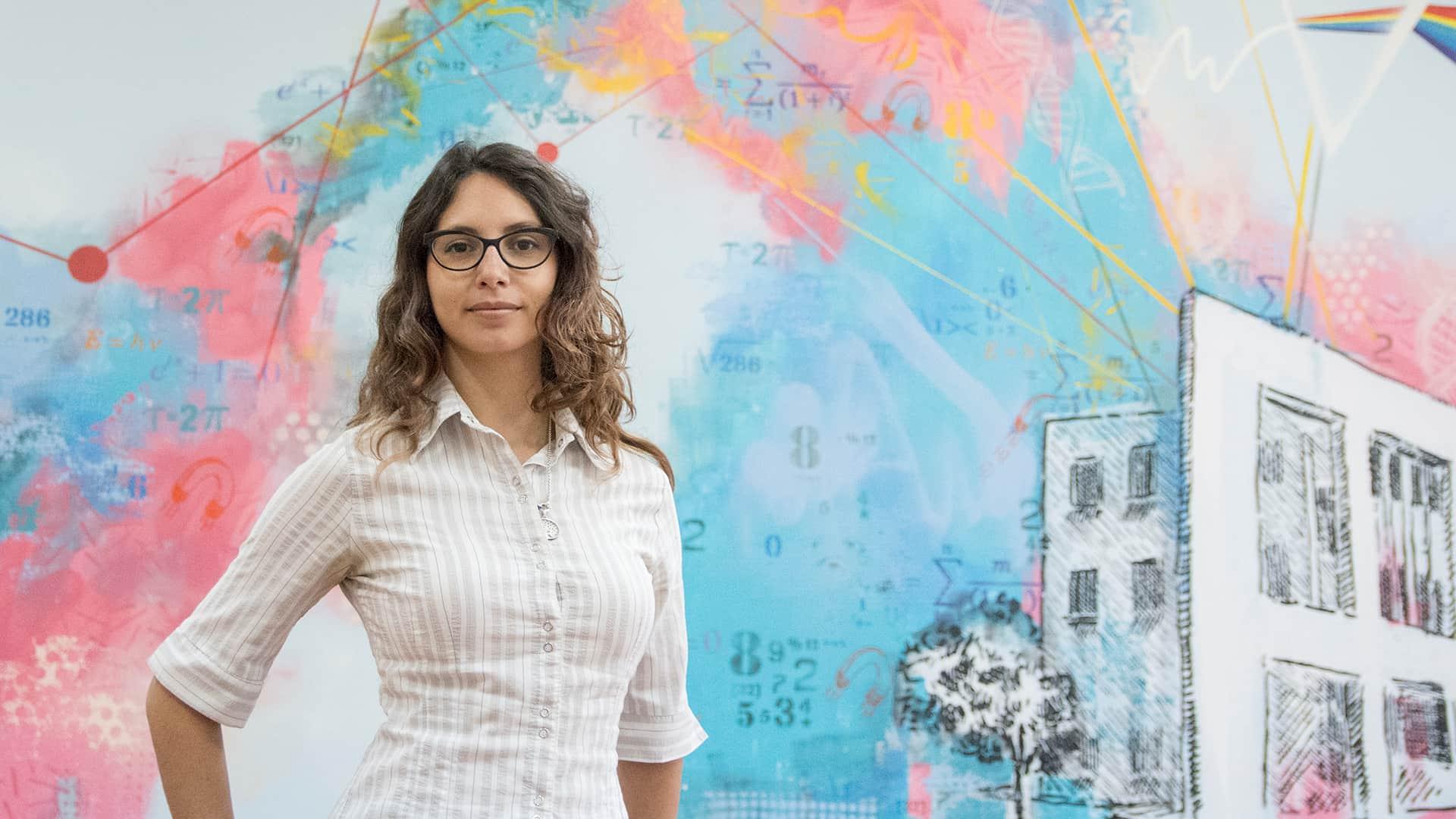 """Milagro Teruel: """"Hay que despertar las vocaciones científicas para que las niñas y adolescentes puedan desarrollar su faceta tecnológica"""""""