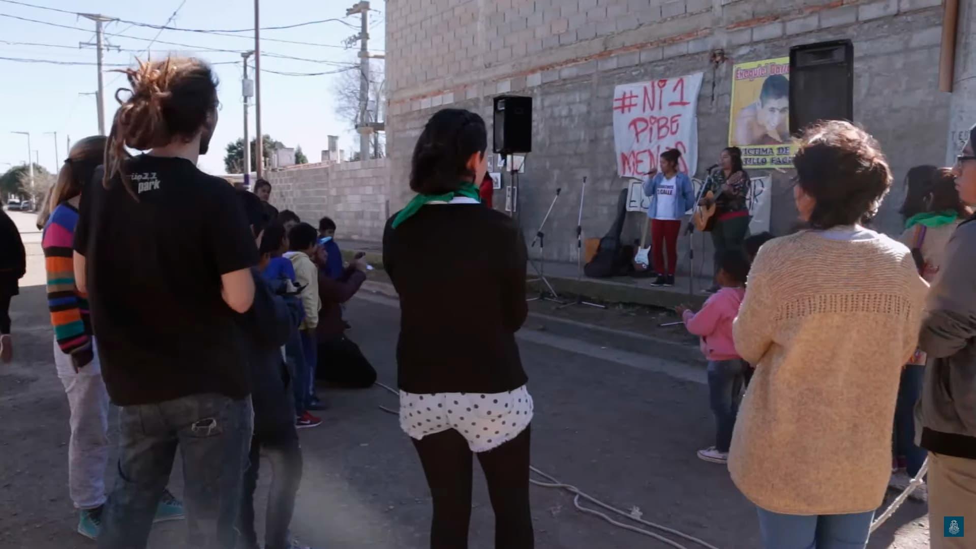 """El documental """"Madres"""" participa del Ciclo Internacional de Cine Político"""