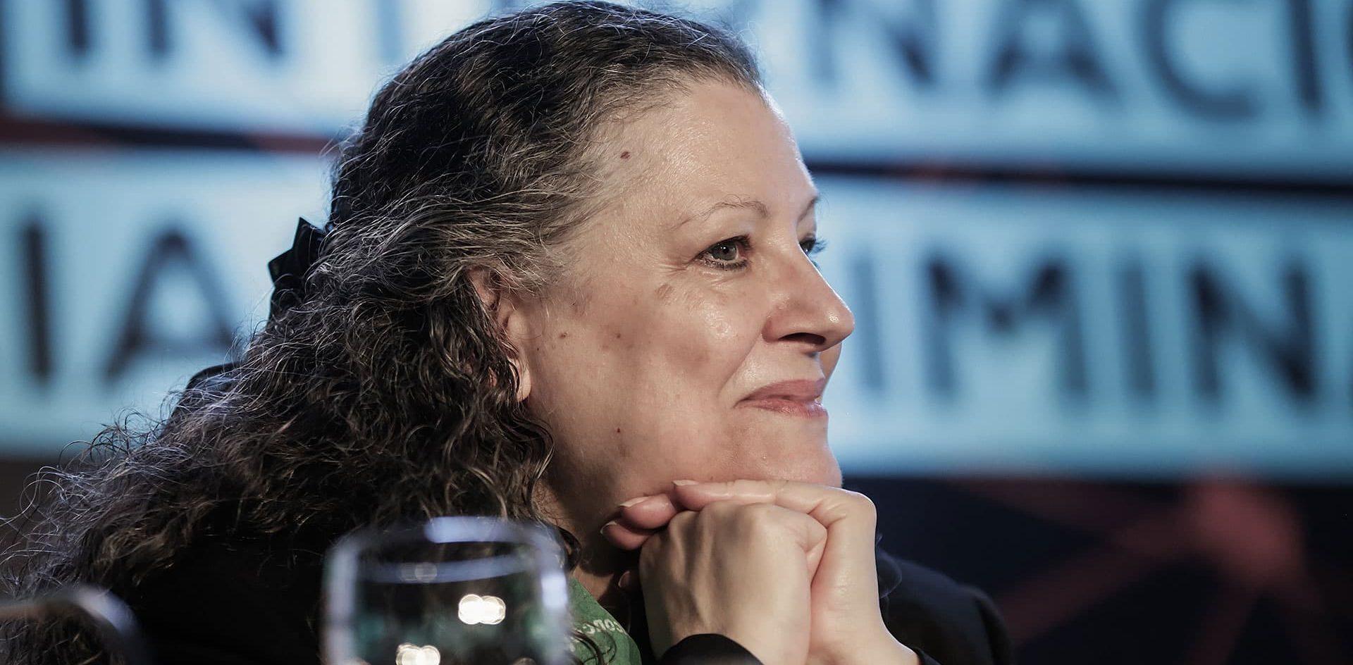 """Diana Maffía: """"Un Estado patriarcal como el nuestro no nos va a ofrecer respuestas feministas"""""""