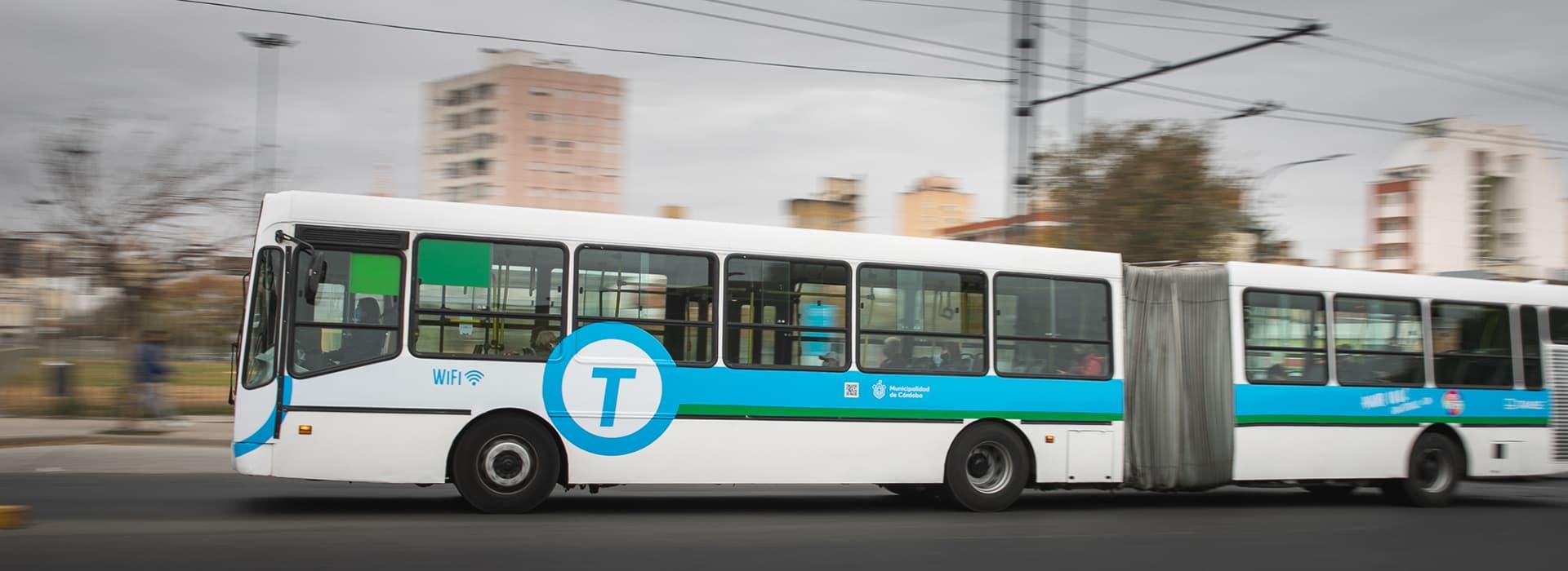 Proponen medidas para enfrentar el impacto social y económico de la pandemia en el transporte público de Córdoba