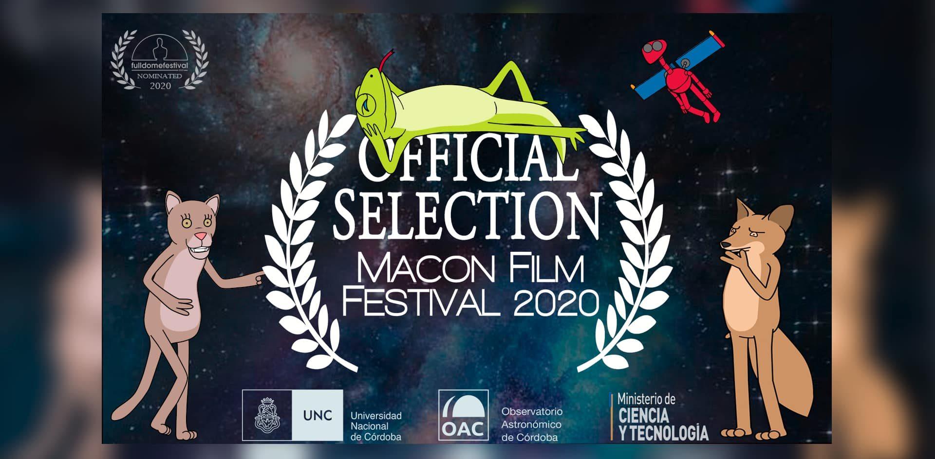 """""""Perdidos en el Tiempo y el Espacio"""", nominada nuevamente en un festival de cine internacional"""