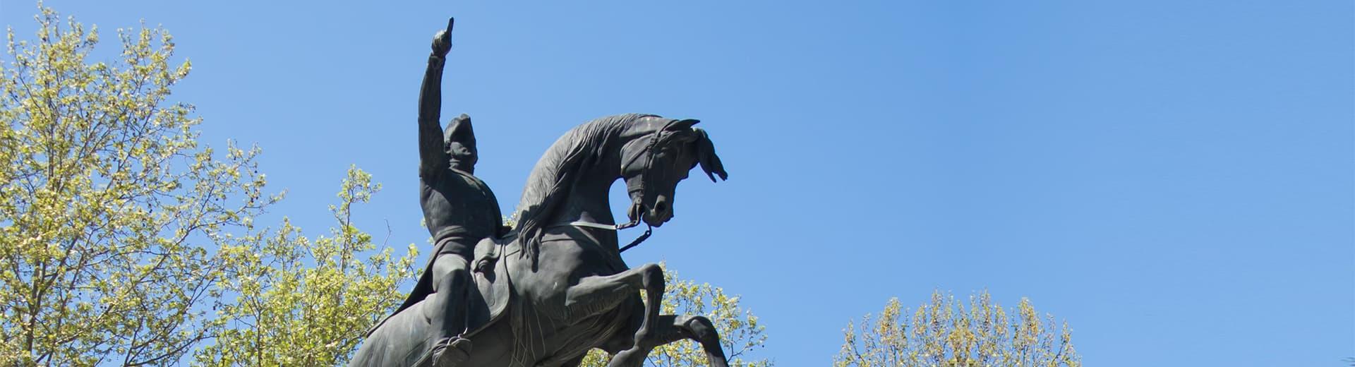 San Martín: héroe para armar
