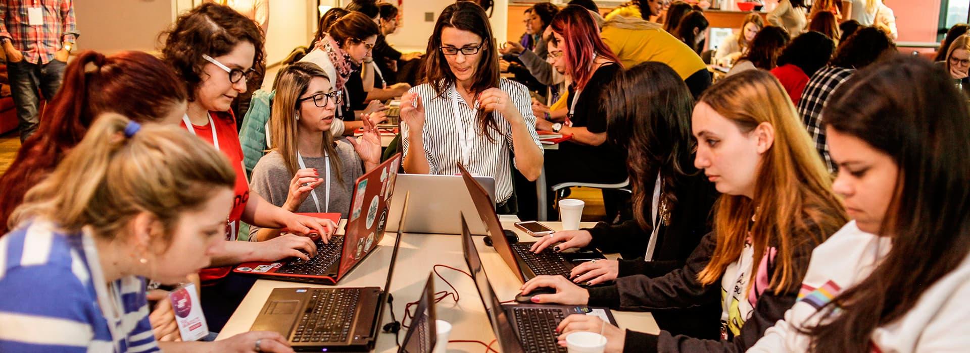 Imagen | Carreras STEM y brecha digital