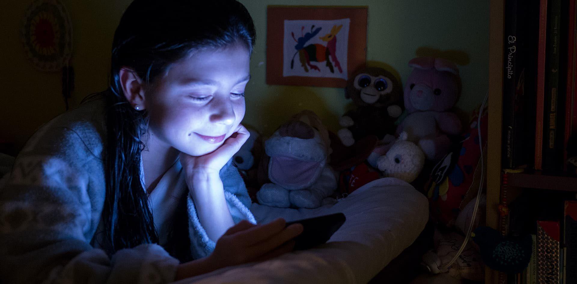 Cuarentena sobreiluminada | Cómo proteger nuestra vista de las pantallas led y por qué