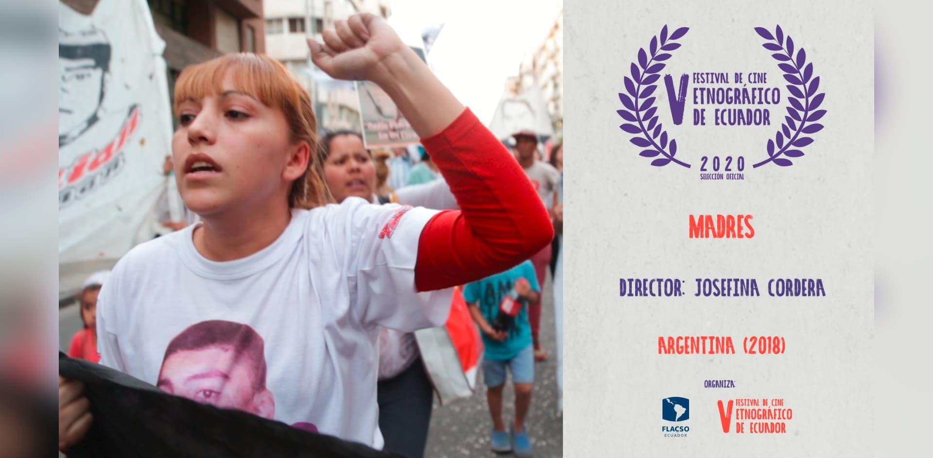 Madres compite en el V Festival de Cine Etnográfico de Ecuador