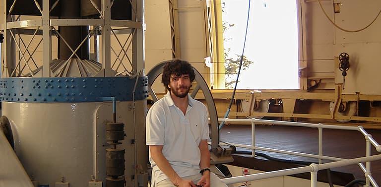 Julio Navarro, de las aulas del Observatorio Astronómico al descubrimiento que revolucionó nuestra comprensión de la materia oscura