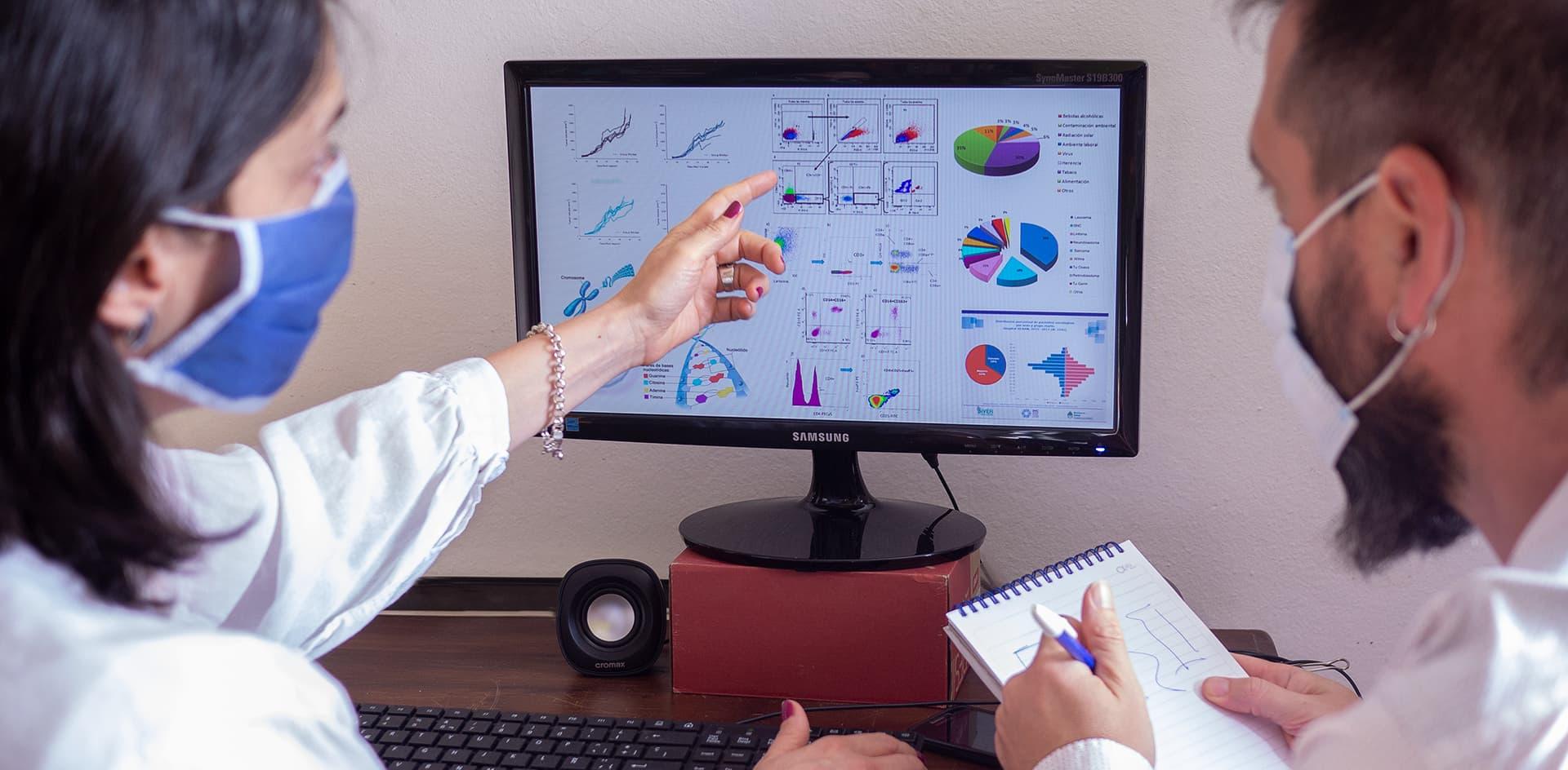Investigadores de la UNC fundan una startup con proyección internacional en oncología de precisión