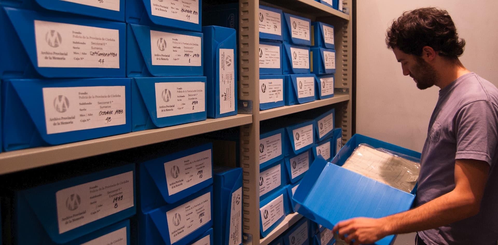 Analizan 20 mil documentos de la dictadura con un software desarrollado por expertos en computación
