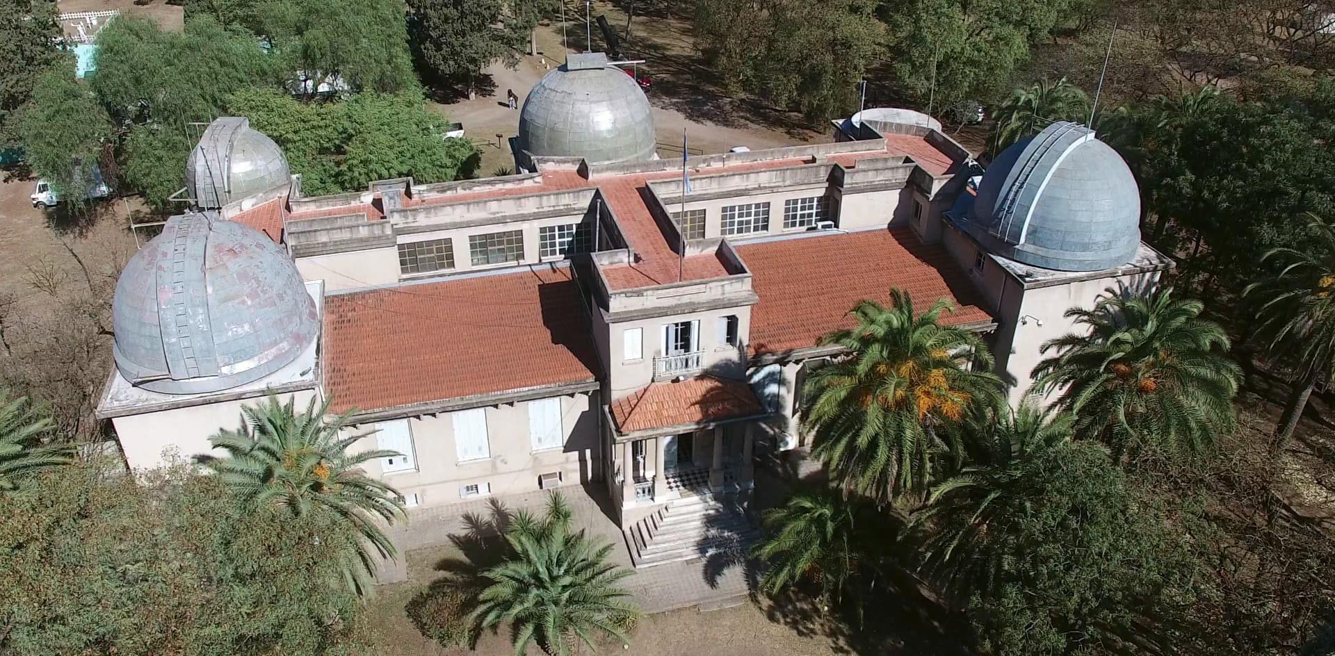 El Observatorio Astronómico de Córdoba ya cuenta con un recorrido virtual 360