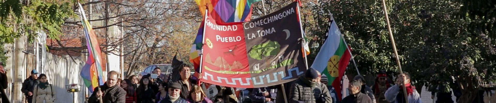 Voces comechingonas en la Córdoba actual