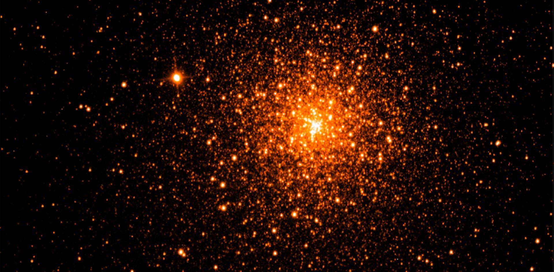 El telescopio que buscará evidencia visual de las ondas gravitacionales capturó sus primeras imágenes