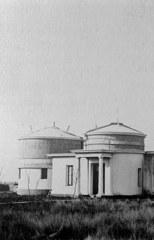 150 aniversario del Observatorio Astronómico de Córdoba