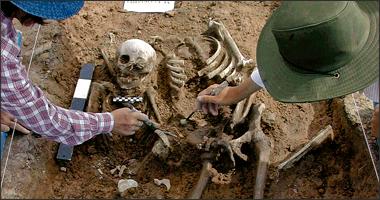 Atribuyen un origen común a las poblaciones prehispánicas del centro y sur del país
