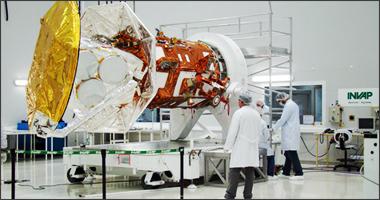La Argentina pone en órbita el SAC-D Aquarius, un satélite nacional con misión científica