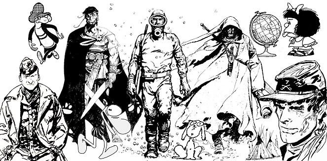 Lo que somos en viñetas: 14 años de investigaciones sobre historieta argentina