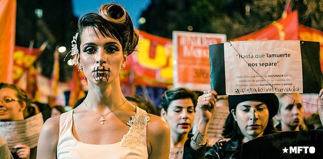 La violencia de género en Latinoamérica
