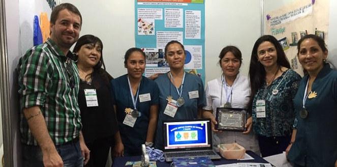 Cordobeses premiados en Feria Nacional de Ciencia