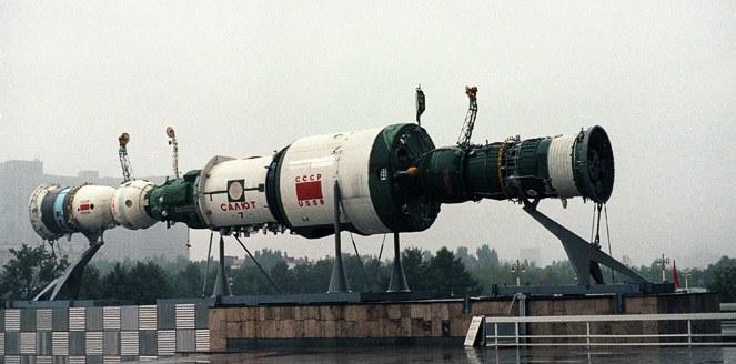 A 25 años de la caída de la estación espacial soviética Saliut 7 en Argentina