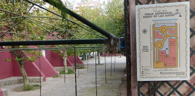 El rol del Paseo de la Artes en la política cultural de la dictadura