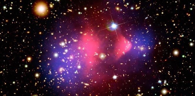 MeSsI ya gambetea buscando cúmulos de galaxias