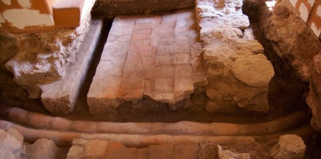 Hallan restos arqueológicos en el Monserrat