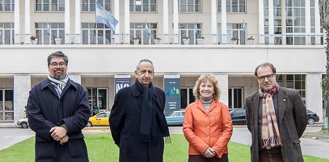 Encuentro de miembros de la UNC distinguidos con el Premio Konex