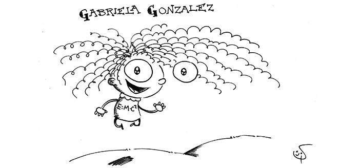 """Gabriela González: """"En EEUU no me creen cuando cuento que no pagué nada para ir a la universidad"""""""