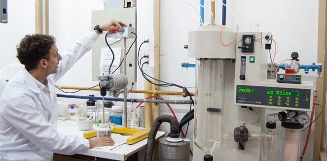 Producen un efectivo fármaco antiparasitario de tamaño nanométrico