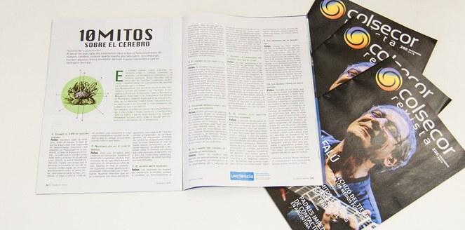 UNCiencia suma sus contenidos a la revista de Colsecor