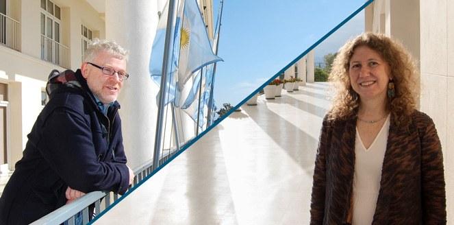La Academia Nacional de Ciencias de Estados Unidos distinguió a Gabriel Rabinovich y Gabriela González