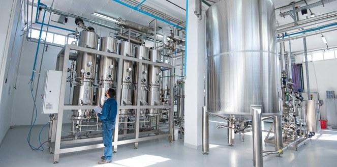 El Laboratorio de Hemoderivados fue distinguido en los Premios Día de la Industria